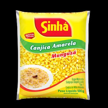 Canjica de Milho Amarelo Munguzá 500g