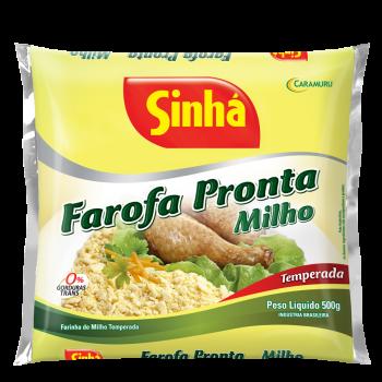 Farofa de Milho 500g