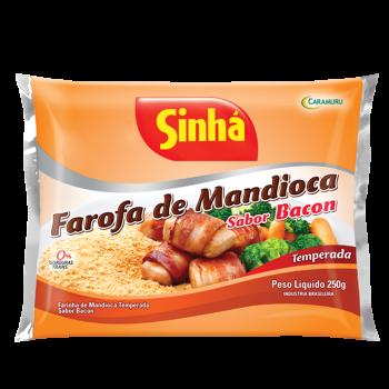 Farofa sabor Bacon 250g