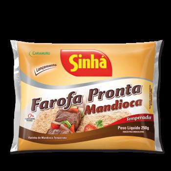 Farofa sabor Mandioca 250g