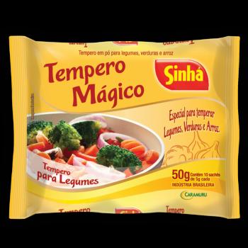 Tempero Mágico para Legumes