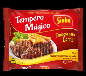 Tempero Mágico para Carnes