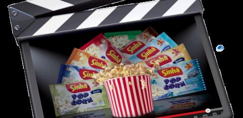 Clique e conheça os vídeos Sinhá
