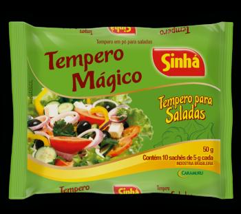 Tempero Mágico para Saladas