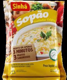 Sopão Frango Sinhá