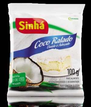 Coco Ralado Sinhá 100 g