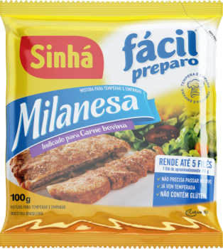 Milanesa Fácil Preparo