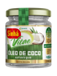 Óleo de Coco Sinhá 200 ml